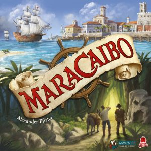 MARACAIBO - Jeu de plateau