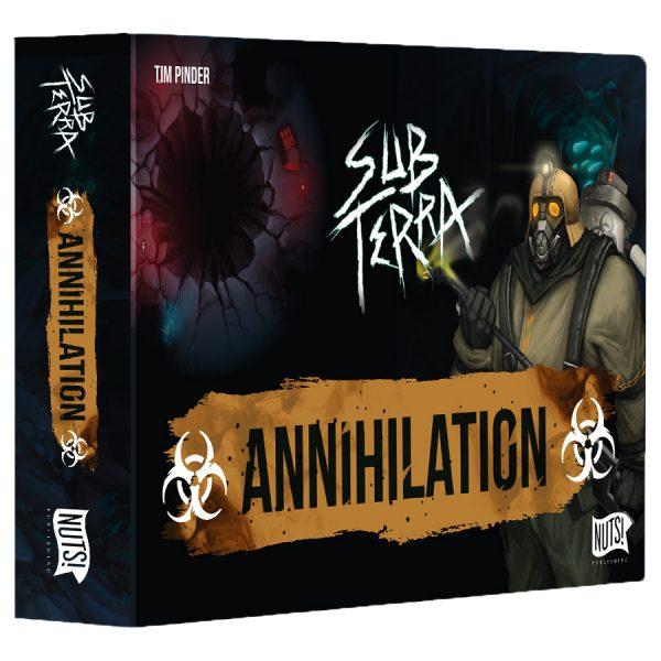 SUB TERRA - Extension 3 Annihilation