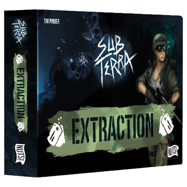 SUB TERRA - Extension 2 Extraction