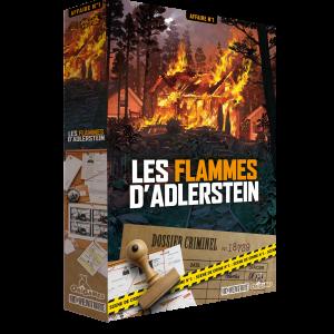LES FLAMMES D'ALDERSTEIN